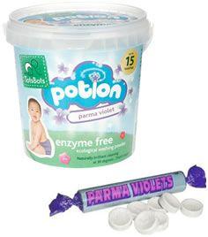 Tots bots potion Parma violets