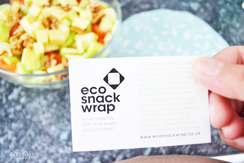 Eco snack wrap review