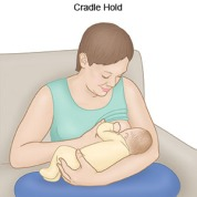 Cradle hold