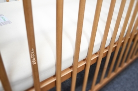 The Little Green Sheep Cot Bed Organic Mattress