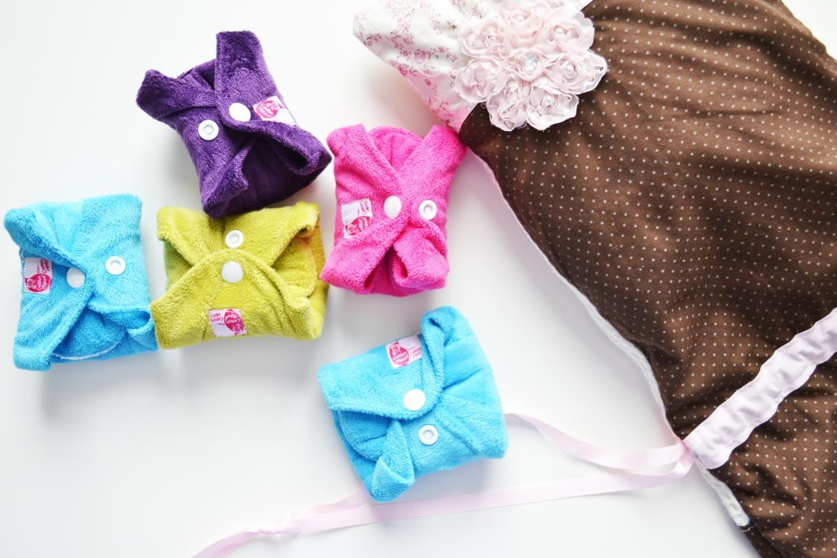 Cheeky Mama Cloth Sanitary Pads Review