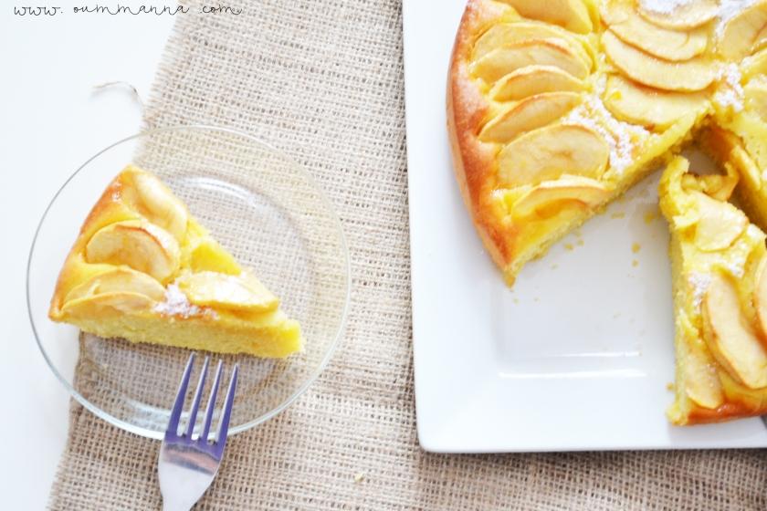 Apple pound cake recipe