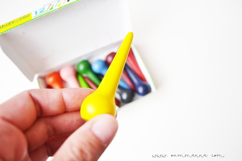Okonorm Cone Crayons review