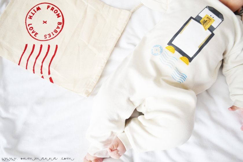 From Babies with Love Organic Collection