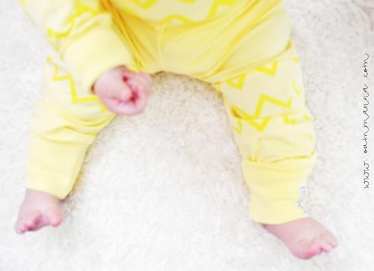 geggamoja yellow