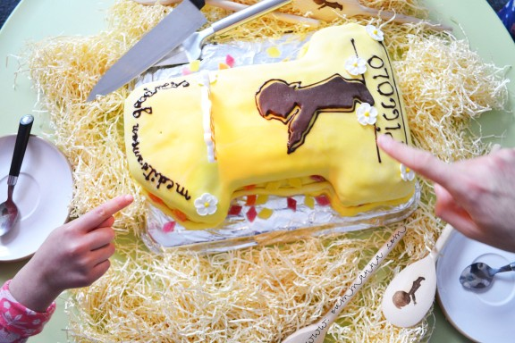 piccolo Birthday cake